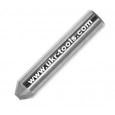 Фреза D16 d12 L50/6.5 F3 90° для гибки композитных панелей
